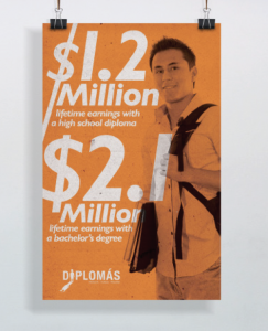 diplomasposter