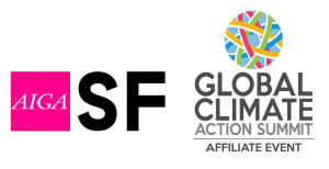 AIGA SF and the Global Climate Action Summit